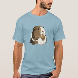 Retro Guinea Pig 'Betty' Men's T-Shirt