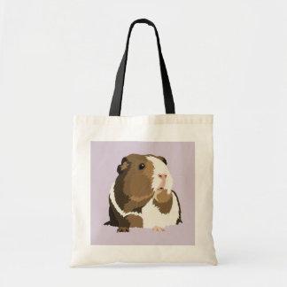 Retro Guinea Pig Betty Shopping Bag