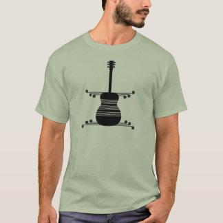 Retro Guitar Men's Shirt