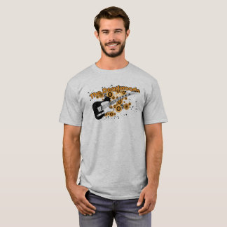 Retro Guitar T-Shirt