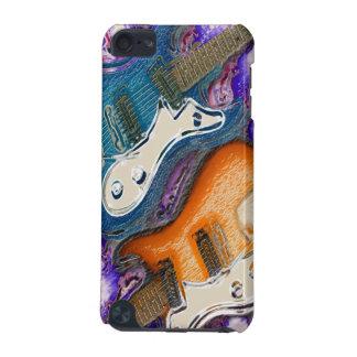 Retro Guitars iPod Touch 5G Cover