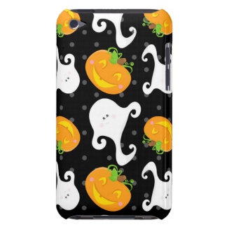 Retro Halloween Party Barely There iPod Cases