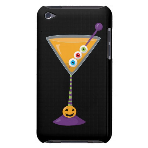 Retro Halloween Party Goblet iPod Touch Cover