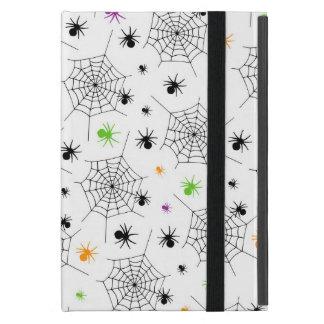 Retro Halloween Party Spider Webs Case For iPad Mini