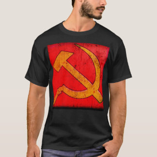 Retro Hammer and sickle T-Shirt