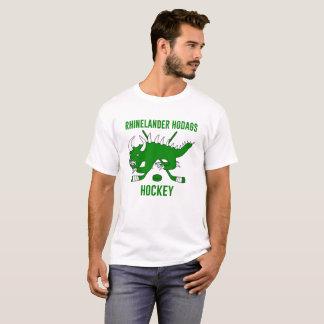 Retro Hodag - Rhinelander Hodags Hockey T-Shirt