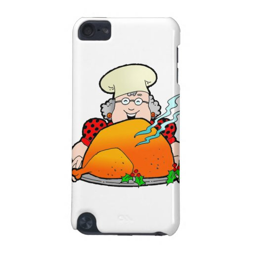 Retro Home Cooking Design. Add Your Own Text. iPod Touch (5th Generation) Case