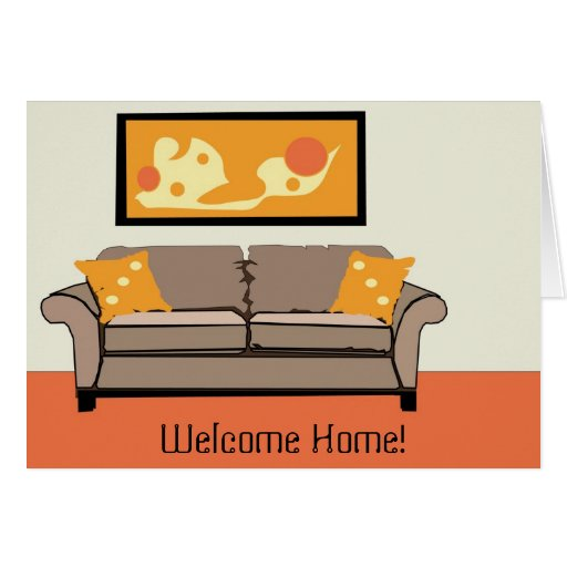 retro home interior welcome home greeting card zazzle welcome home fireplaces u0026 interiors home photo style