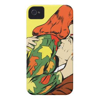 Retro Hug Case-Mate iPhone 4 Case
