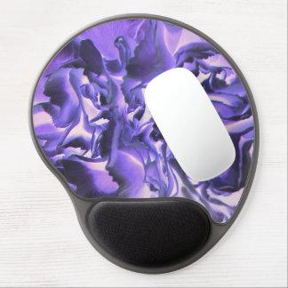 Retro Image 10 Purple & Lilac Gel Mousemat Gel Mouse Pad