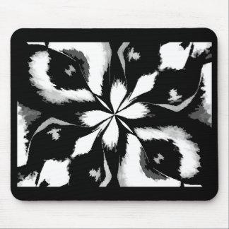 Retro Image 4 Black & White Original Mousepad