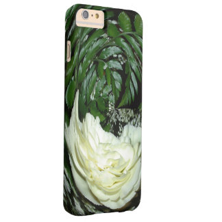 Retro Image 9 White & Green Barely There iPhone 6 Plus Case