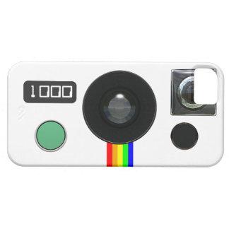 Retro Instant Camera iPhone 5 Cases