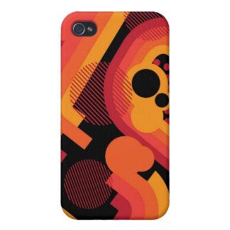 Retro iPhone 4/4S Covers