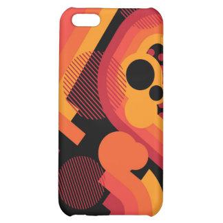 Retro iPhone 5C Cover