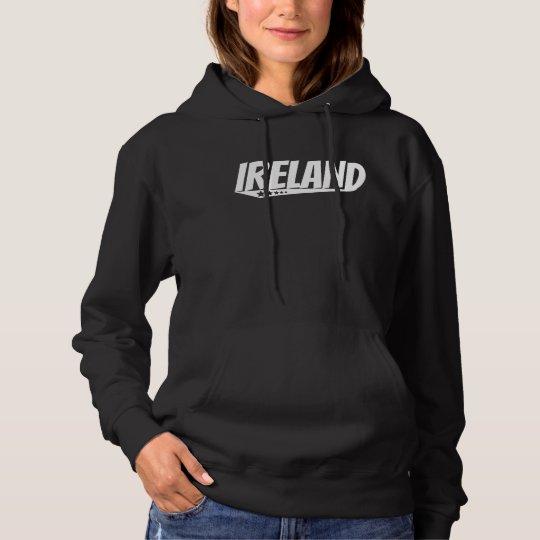 Retro Ireland Logo Hoodie