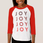 Retro Joy | Modern Kids Holiday Custom Shirt