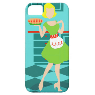 Retro Kitchen iPhone 5/5S Case