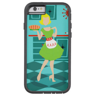 Retro Kitchen iPhone 6 Case