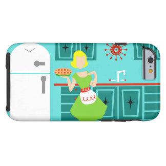 Retro Kitchen iPhone 6 Case Tough iPhone 6 Case