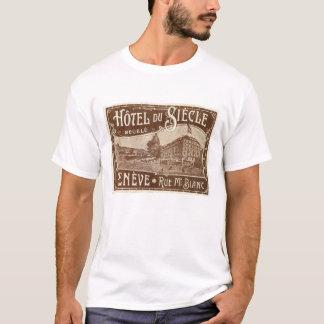 Retro Label Hotel Du Siecle T-shirt