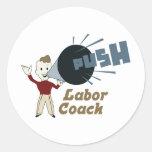 Retro Labour Coach