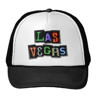 Retro Las Vegas Neon Cap