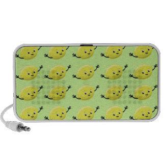 Retro Lemon Guys Speakers