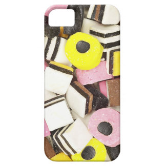 Retro Licorice Candy iPhone 5 Covers