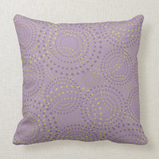 Retro Lilac Cushion