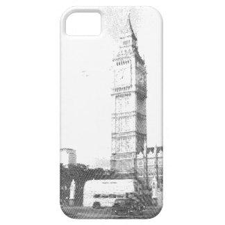 Retro London iPhone 5 Case