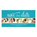 RETRO LOVE | SAVE THE DATE ANNOUNCEMENT PICTURE CARD