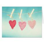 Retro Love X-Large Greeting Card