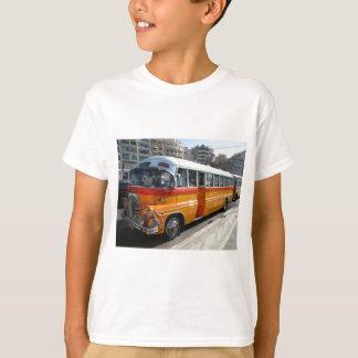 Retro Malta bus T-Shirt