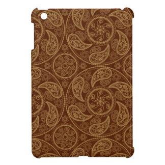Retro mandala pattern case for the iPad mini