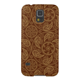 Retro mandala pattern cases for galaxy s5