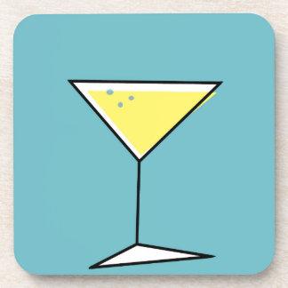 Retro Martini Coasters