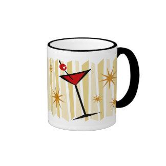 Retro Martini Coffee Mug