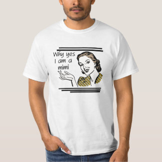 Retro Mimi T-shirts and Gifts