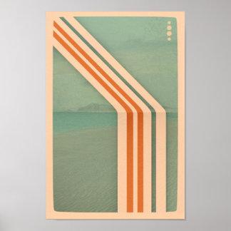 Retro Minimalist Poster
