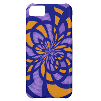 Retro Modern Cubism Art Cover For iPhone 5C