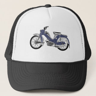 Retro moped Tunturi Trucker Hat