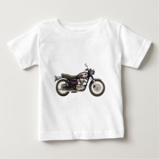 Retro Motorcycle Baby T-Shirt