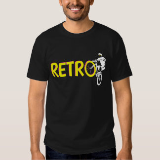 Retro Mountain bike T Shirts