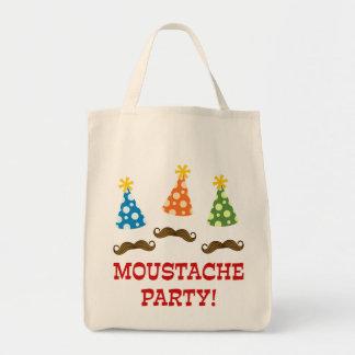 Retro Moustache Party