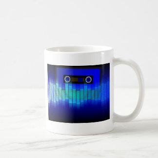 Retro Music Coffee Mug