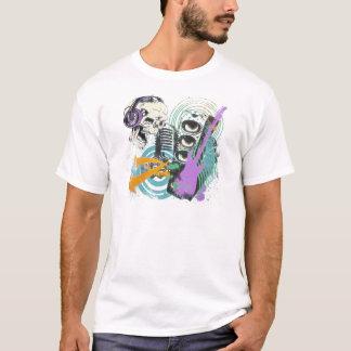 RETRO MUSIC DESIGN T-Shirt