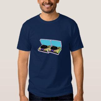 retro music t-shirts