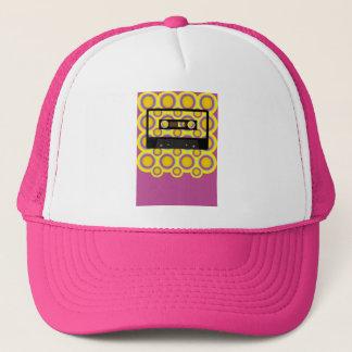 Retro Music Trucker Hat