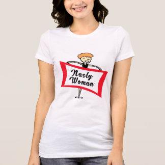 Retro Nasty Woman t-shirt